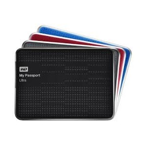 WD My Passport Ultra 3TB