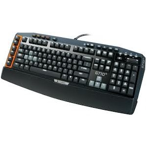 Logitech G710+ Gaming Keyboard