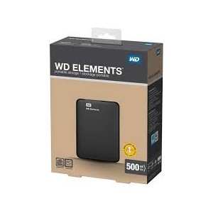 WD Elements 500GB